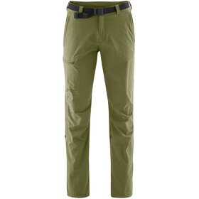 Maier Sports Nil Pantalones enrollables Hombre, winter moss
